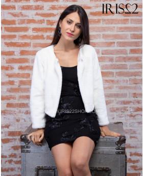 Chaqueta Suit Blanca